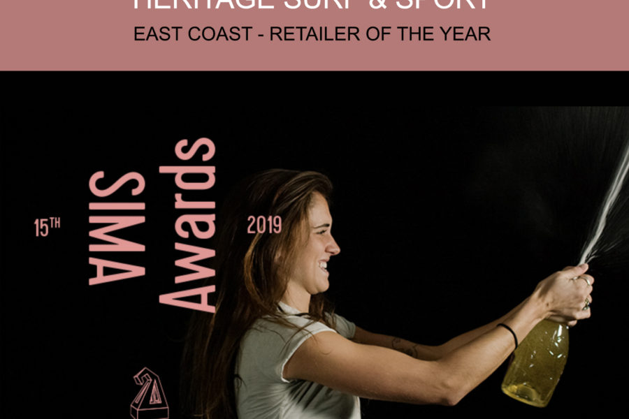 Heritage Wins at the SIMA Awards: 2018 RETAILER OF THE YEAR (EAST COAST)